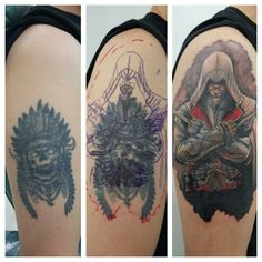 Inframundo Tattoo -Gerardo Vera