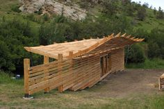 North Star Ranch Shelter | Artemis Institute | Archinect
