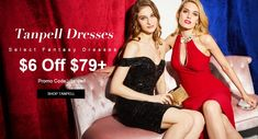 Dresswe Tanpell- 2% Off + $6 Off Over $79 https://clothingtrial.com/coupon/dresswe     Hurry shopping now!! #fashion #women #womenfashion #sale #tanpell