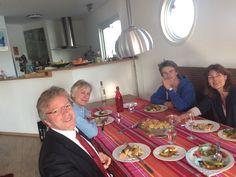 De familie van Doornik, 23 april 2015
