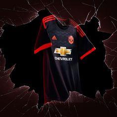 Adidas reveals Manchester Uniteds third kit for the season...