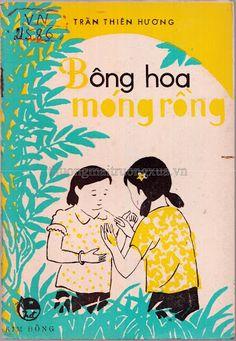 Bông Hoa Móng Rồng (NXB Kim Đồng 1983) - Trần Thiên Hương, 24 Trang | Sách Việt Nam