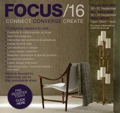 Focus/16 Registration