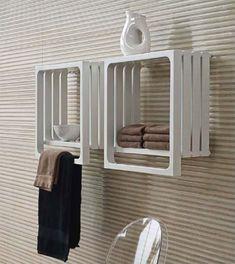 termoarredo bagno dal design moderno n02