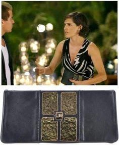 Deborah Secco usa clutch Jorge Bischoff na série Louco por Elas!