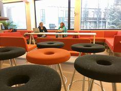 Dynaaminen Dynamo Lounge kutsuu keskusteluun Karelia AMK:n Wärtsilä-kampuksella. Joensuu 1/2018