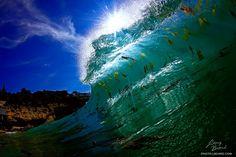 a few miles from my house in Orange County / Salt Creek Beach- via Mark Wagner
