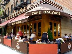 Best restaurants on the Upper East Side
