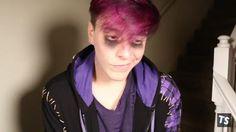 I love my anxious little grape man.