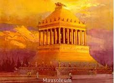 The Mausoleum at Halicarnassus – Bodrum, Turkey - One of the 7 Wonders of the Ancient Manmade World