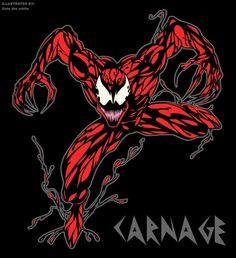 Carnage comics | Tags: venom | carnage | imagenes | juegos