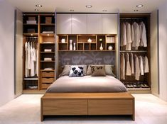 Roundhouse bespoke bedroom storage. Let us design the perfect #bedroom for you and you'll never lose a thing!