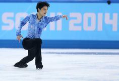 ソチオリンピック・フィギュアスケート男子シングルショートプログラムハイライト