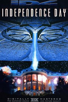Independence Day (1996) - The aliens are coming and their goal is to invade and destroy. Fighting superior technology, Man's best weapon is the will to survive.
