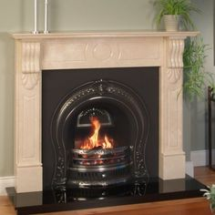 Multi Fuel Stove, Fire Surround, Fireplace Surrounds, Stoves, Medium, Wood, Home Decor, Cozy Fireplace, Woodwind Instrument