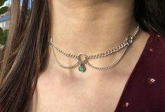 Ruby Jewelry, Jewelery, 90s Jewelry, Grunge Jewelry, Bullet Jewelry, Geek Jewelry, Jewelry Shop, Tribal Necklace, Mermaid Necklace