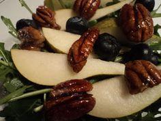 Det lille køkken: Syltede pekannødder