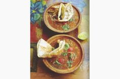 Jamie's Egyptian Soup
