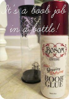 SILASANDMIRI : Review | Bosom Couture's Boob Glue