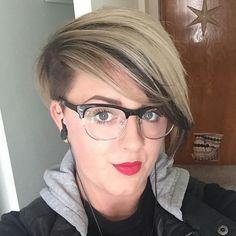 "14 sexy blonde ""bombshell"" korte kapsels die de show stelen - Kapsels voor haar"