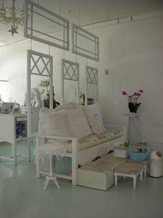 Recycled windows as room #garden decorating #garden interior #garden interior design