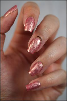 Sinful Colors - Sharon's Heart ~ Didoline's Nails