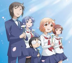 Kotoura-San Ending Theme Collection - Kibo no Hana to Tsurupeta to ESP ken no Theme
