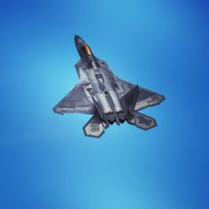 F-22 raptor roaring through the sky. A show of force where ever you see it. What do you think?