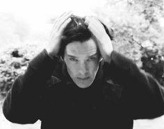 Benedict Cumberbatch Hair Ruffle