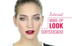 #tutorial #Pasoapaso ideal para las mujeres que quieran animarse a destacar sus labios con un #look de #maquillaje #sofisticado, por Bettina Frumboli.
