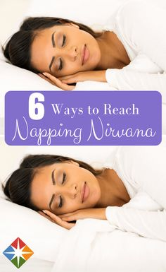 Reach napping Nirvana with these 6 tips! You have to sleep. It's a fact. If you're having trouble, these tips might help you to get sleep back into your life. Try them and see.