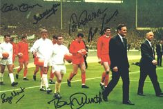 Signed Liverpool 1965 FA Cup Final Autograph Photo | Its Signed Memorabilia