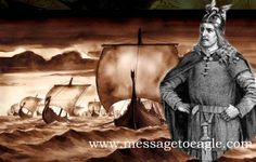 Share this:MessageToEagle.com – There are many stories about the famous Viking Ragnar Lodbrok. He was not an ordinary pirate, but a legendary and fearless Sea-King who became one of the most important Vikings in history. What makes Lodbrok's history unusual is that he was one of the first 'Sea-Kings', which meant that he as a Viking  gained …