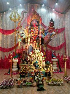 Durga Kali, Kali Mata, Durga Puja, Shiva Shakti, Wine Wallpaper, Shiva Wallpaper, Kali Goddess, Goddess Art, Lord Krishna