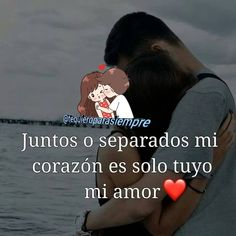 Quotes En Espanol, Forever Love, Spanish Quotes, Yolo, Relationship Quotes, My Music, Romance, Sentences, Curry