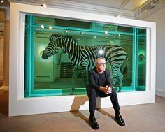 J&L Insid'Art - Morale, tabous: l'artiste est-il libre de tout? Moral, taboos : Is the artist totally free? Damien Hirst