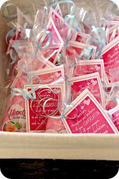 Blue Skies Ahead: Valentines Activity Days Ideas