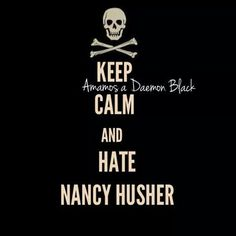 Goddamn Nancy!