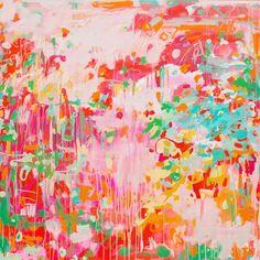 Blarney Print by Michelle Armas - contemporary - artwork - Etsy Contemporary Artwork, Art Plastique, Painting Inspiration, Color Inspiration, Art Inspo, Art Journals, Oeuvre D'art, Diy Art, Collages