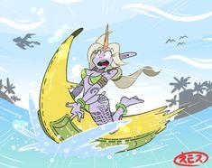 Banana Boat Soraka by ChoTG