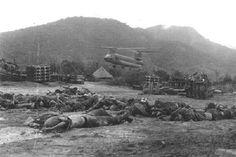 LZ Xray - Vietnam War.