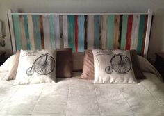 Dorm, Hotels, Throw Pillows, Bed, Rustic Wood, Rustic Furniture, Houses, Dining Room, Headboards