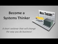 ▶ Business Systems 101 - Become a Systems Thinker - YouTube