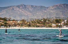 Santa Barbara...someday I'll live there again...