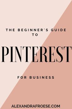 #PinterestForBusiness #PinterestStrategy #GettingStarted Getting started as a business on Pinterest can be daunting! You've got your profile filled out, designed your Pin templates, and you've enabled Rich Pins. Now it's time to start establishing your b