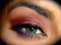 "Beauty FRAN AQ: Maquillaje inspirado en Otoño….""Fall"" in love MakeUp"