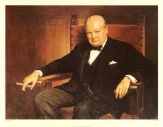 "Winston Churchill. ""We have always found the Irish a bit odd. They refuse to be English."""