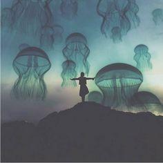 Saranno discutibili, come le opere kitsch di certi artisti di strada che propongono skyline appariscenti con lune e mondi in cieli rosso fuoco. Eppure i paradossi visivi di Charlie Davoli, al secolo Riccardo Schirinzi, fanno furore su Instagram. Pare che il giovane sia appassionato di artisti come de Chirico, Warhol, Lichtestein, Magritte, e ami molto la fantascienza retrò: le sue foto ritoccate con l'iphone ne danno ampia dimostrazione. Scatti da un universo parallelo dove il cielo e la…