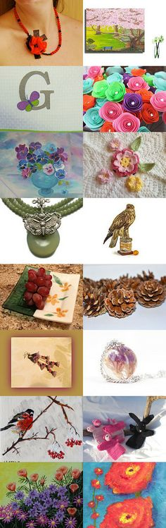 The beauty of nature of CHRISTA'S LUCKY GAME! by Stanislavs Skupovskis on Etsy--Pinned with TreasuryPin.com