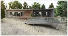 Beach house by Andhika Nugraha | http://www.designrulz.com/architecture/2010/11/beach-house-by-andhika-nugraha/